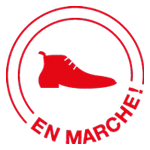 La Chaussure Rouge - En marche